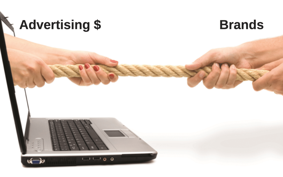 Are Big Marketers REALLY Pulling Out of Digital Advertising?
